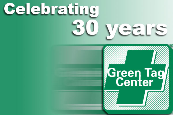 Green Tag Network - Celebrating 30 years - blog post image