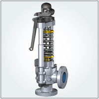 Consolidated Safety Valves and Pressure Relief Valves