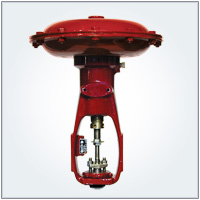 10900 Series Pressure Regulator-Actuator