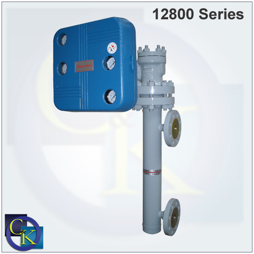 Model 12800 Pneumatic Liquid Level Controller