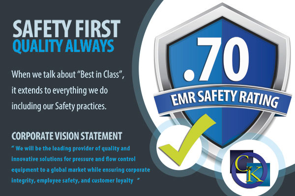 Thank you C&K Team for our Incredible EMR rating! - blog post image