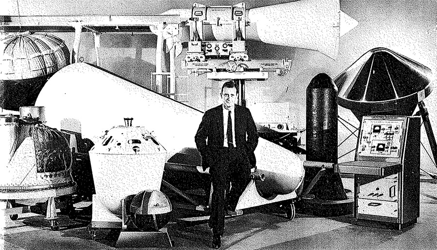 GE Missle and Space Vehicle Department