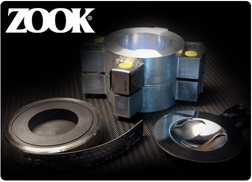 Quality metal and graphite rupture disks (bursting discs) and other overpressure protection products by ZOOK