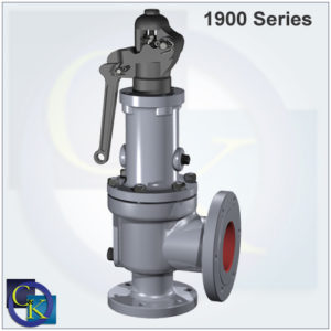 1900 Safety Relief Valve