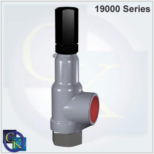 Consolidated 19000 Series Process Safety Relief Valve
