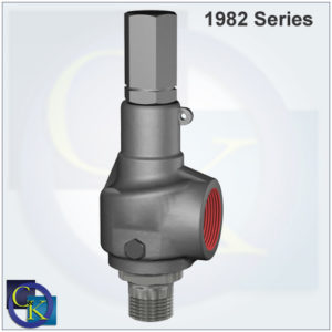 1982 Conventional Process Safety Relief Valve