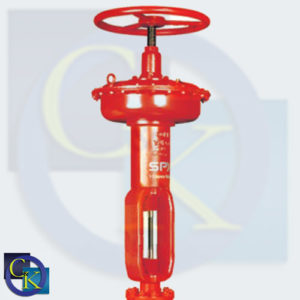 700 Series: Pneumatic Diaphragm Actuator