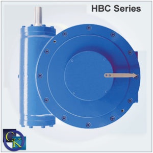 Limitorque HBC Worm Gearbox