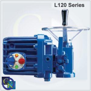 Limitorque L120 Multi-Turn Electric Actuator