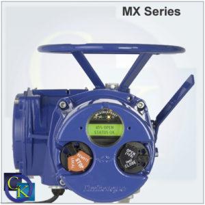 Limitorque MX Single Phase Electronic Valve Actuator