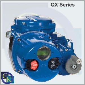Limitorque QXM Electric Actuator