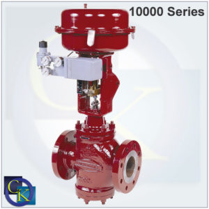 High Performance Butterfly Control Valves