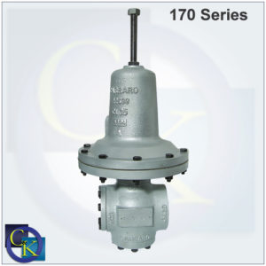 170 Series Regulators