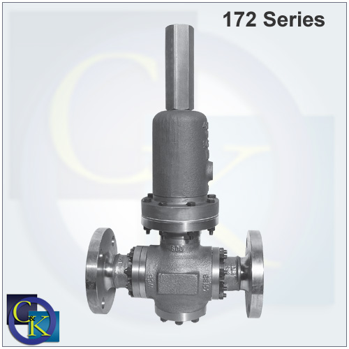 171-172 Series Pressure Reducing Regulators