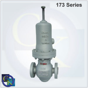 173 Series Back Pressure Regulators