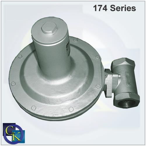 Masoneilan 174 Series Pressure Regulator