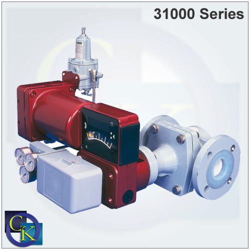31000 Series Rotary Control Valve