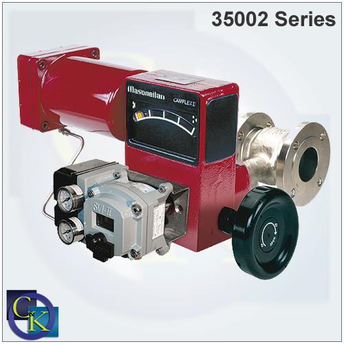 35002 Series Camflex Rotary Control Valve