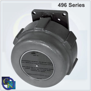 496 Series Electric Rotary Switches
