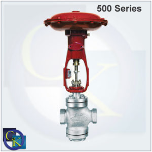 500 Series High Capacity Regulators