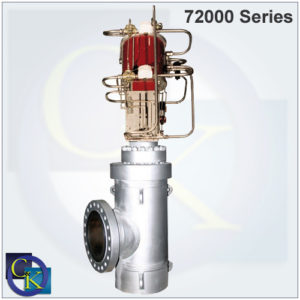 72000 Series Large Mass Flow Valves