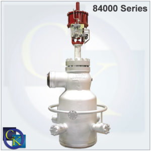 84000 Series SteamForm Steam Conditioning Valve