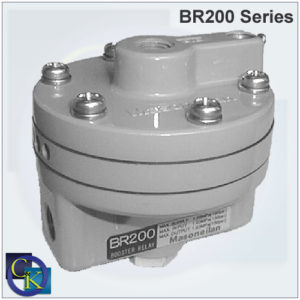 Model BR200/BR400 Booster Relays