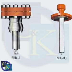 MA-I / MA-IU Mechanical Atomizing Desuperheaters