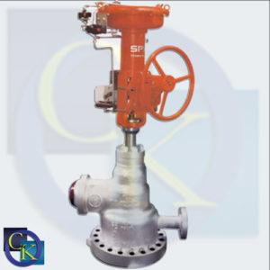 Pressure Reducing Desuperheating Valve (PRDS)