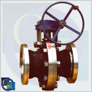 SB2 Series – Center Split Body, Two Piece Body Trunnion Ball Valve