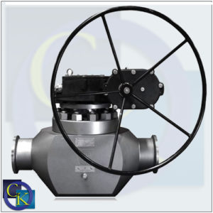 Cornerstone TE-1 One Piece Body Trunnion Ball Valve