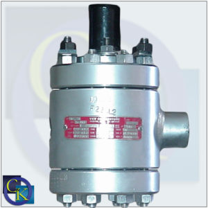 Cornerstone TP-1 One Piece Body Trunnion Ball Valve