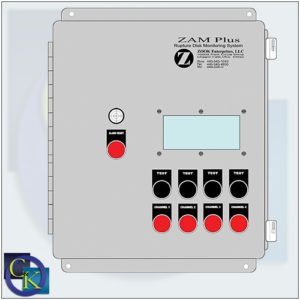 ZAM Plus Monitor – Rupture Disk Burst Sensor