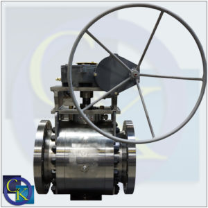 EE3/ES3 Side Entry, Three Piece Body Trunnion Ball Valve