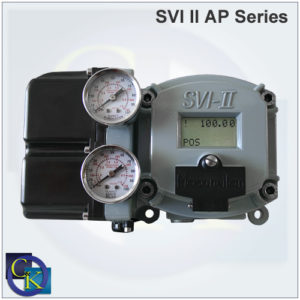 SVI II AP Performance Digital Positioner