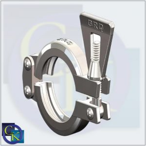 GRQ Engineered Hygienic Clamps